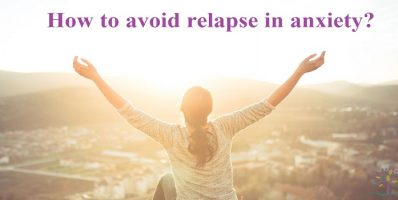 avoid relapse in anxiety