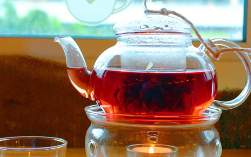 Benefits of red tea