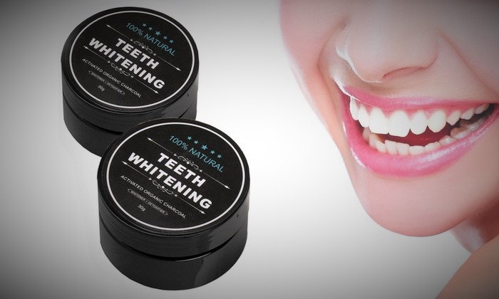 From Black To White Use Of Activated Charcoal As A Dental Whitener