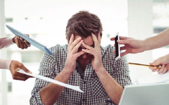 How can employers reduce stress in the workplace