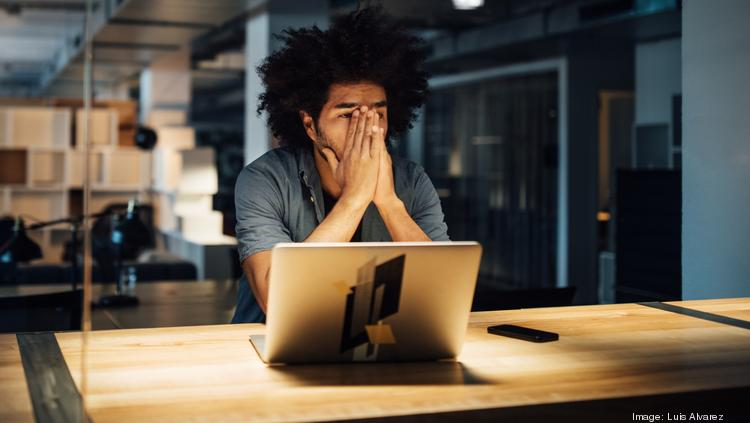 how to deal with frustration at work