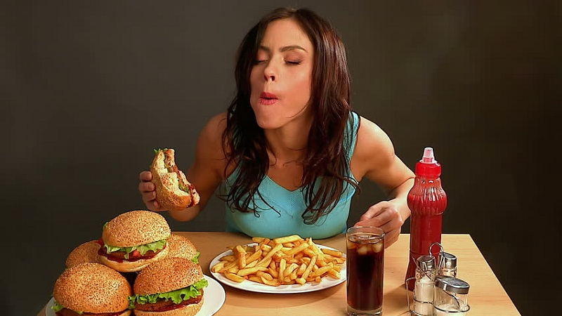 foods craving health problems