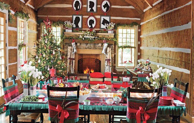 top celebrate Christmas