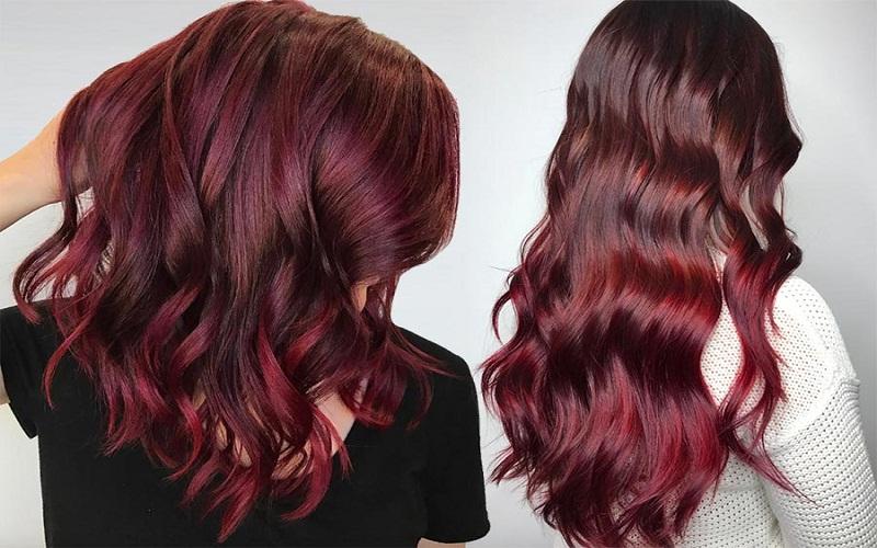 best chocolate hair