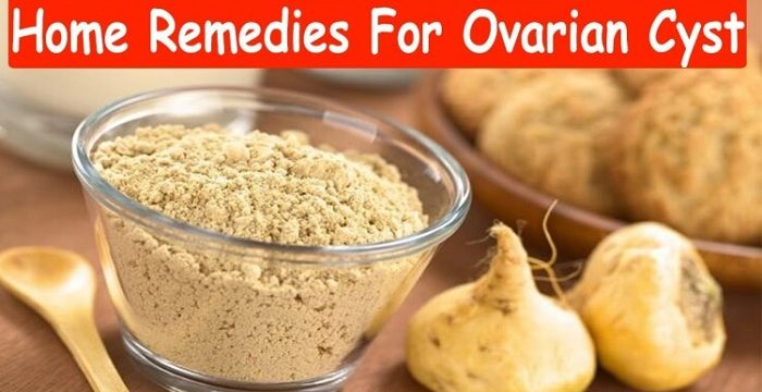 Natural remedies for ovarian cysts that actually work