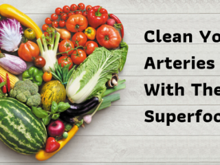 10 Super and Natural Foods That Clean Arteries and Veins
