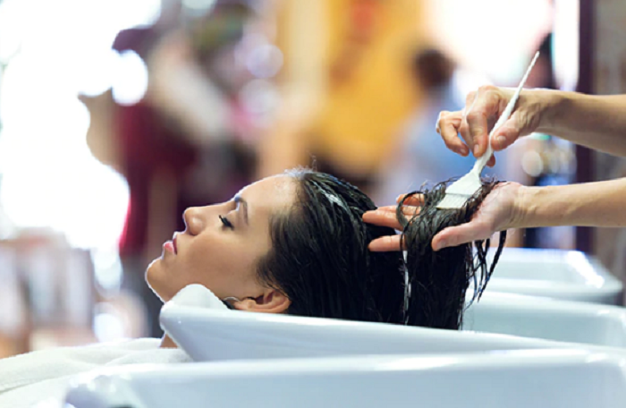 Hair Spa at Home for Straightened Hair