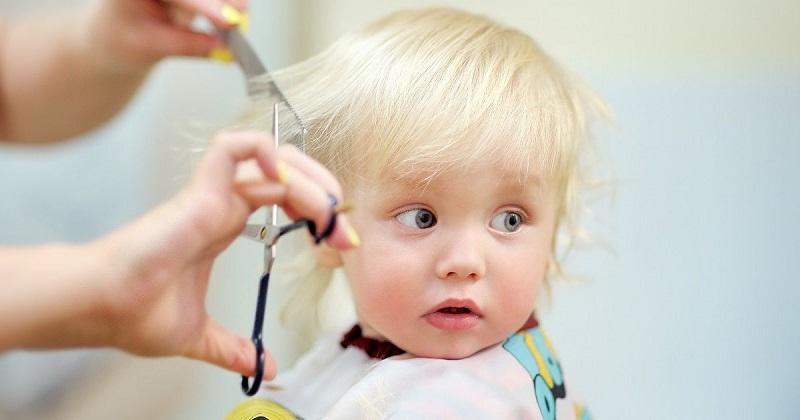 Baby haircuts