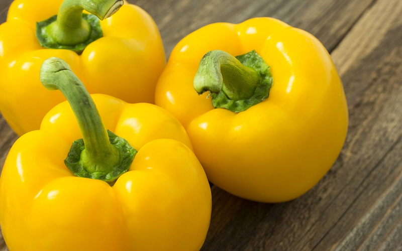 Benefits of Yellow Foods
